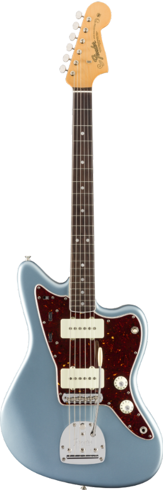 Fender American Original '60s Jazzmaster, Ice Blue Metallic